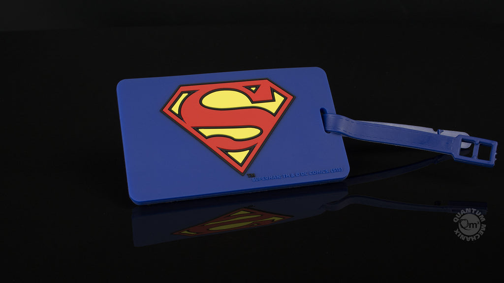 Superman Q-Tag