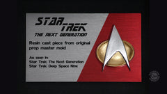 Thumbnail of Star Trek Communications Artisan Badge Set