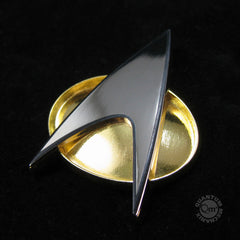 Photo of Star Trek: The Next Generation Communicator Badge
