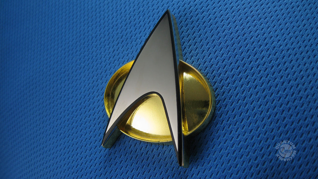 Star Trek: The Next Generation Communicator Badge