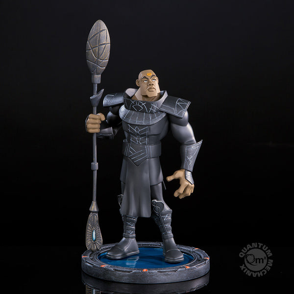 Stargate SG-1 Teal'c Animated Maquette