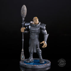 Thumbnail of Stargate SG-1 Teal'c Animated Maquette