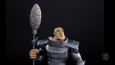 Photo of Stargate SG-1 Teal'c Animated Maquette