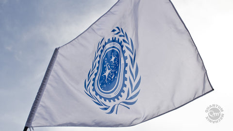 Photo of United Federation of Planets Flag - Formal