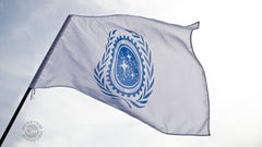 Thumbnail of United Federation of Planets Flag - Formal