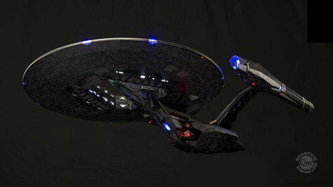 Photo of Creating the U.S.S. Vengeance Artisan Replica