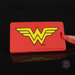 Photo of Wonder Woman Q-Tag