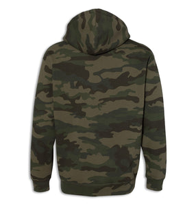 Classic Single Turtle Camo Hoodie