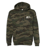 Load image into Gallery viewer, Classic Single Turtle Camo Hoodie