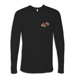 MD Flag Long Sleeve Tee