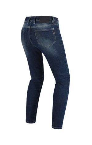 PMJ New rider woman blue cotton Pants