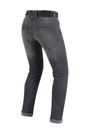 PMJ Caferacer man grey cotton Pants