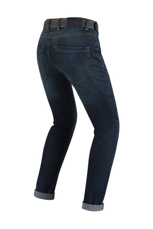 PMJ Caferacer man blue cotton Pants