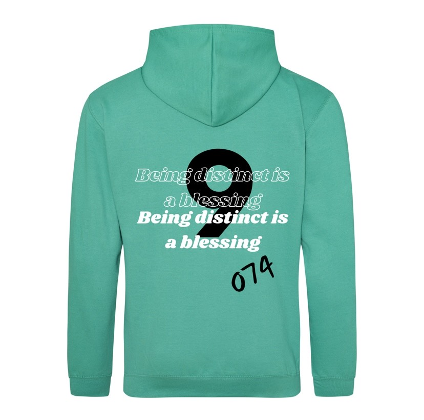 DISTINCTION LDN CLOUD 9 HOODIE