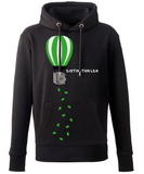 DISTINCTION LDN REFLECTIVE MONEY DAY HOODIE