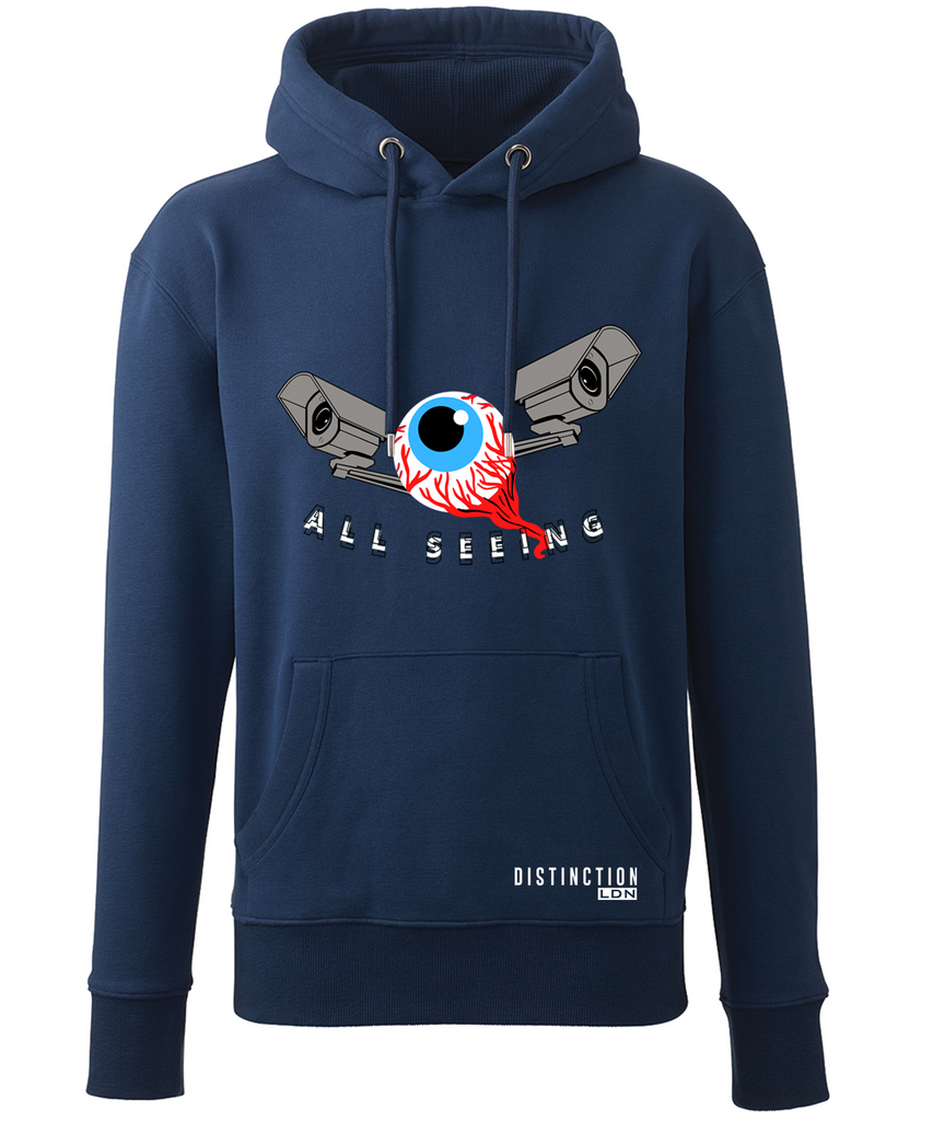 DISTINCTION LDN ALL SEEING HOODIE