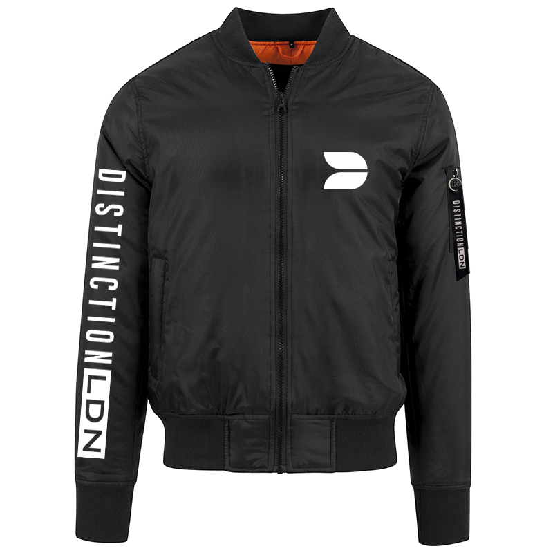 DISTINCTION LDN ORIGINAL BOMBER JACKET