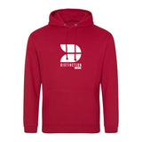 DISTINCTION LDN ORIGINAL HOODIE RED