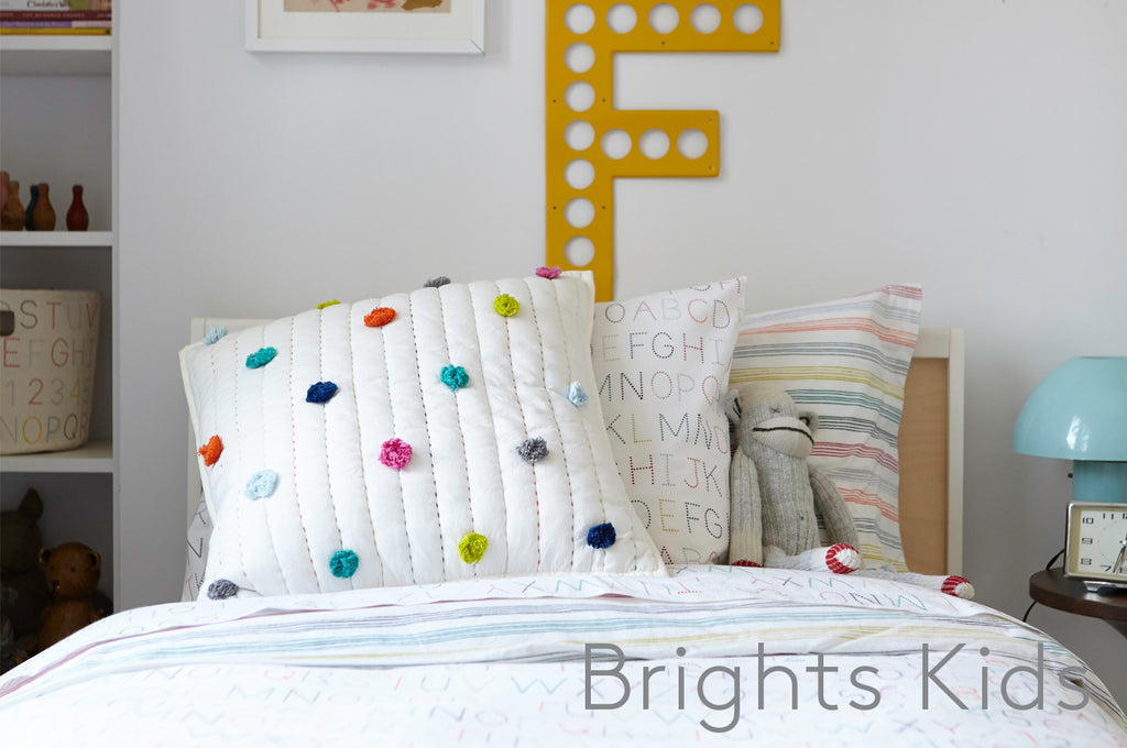 Brights Kids Room Decor
