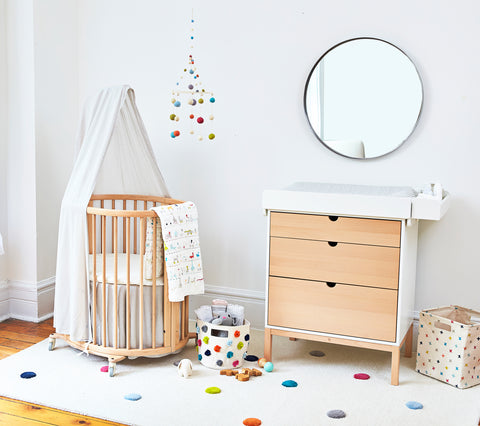 Pehr x Stokke Alphabet Collection