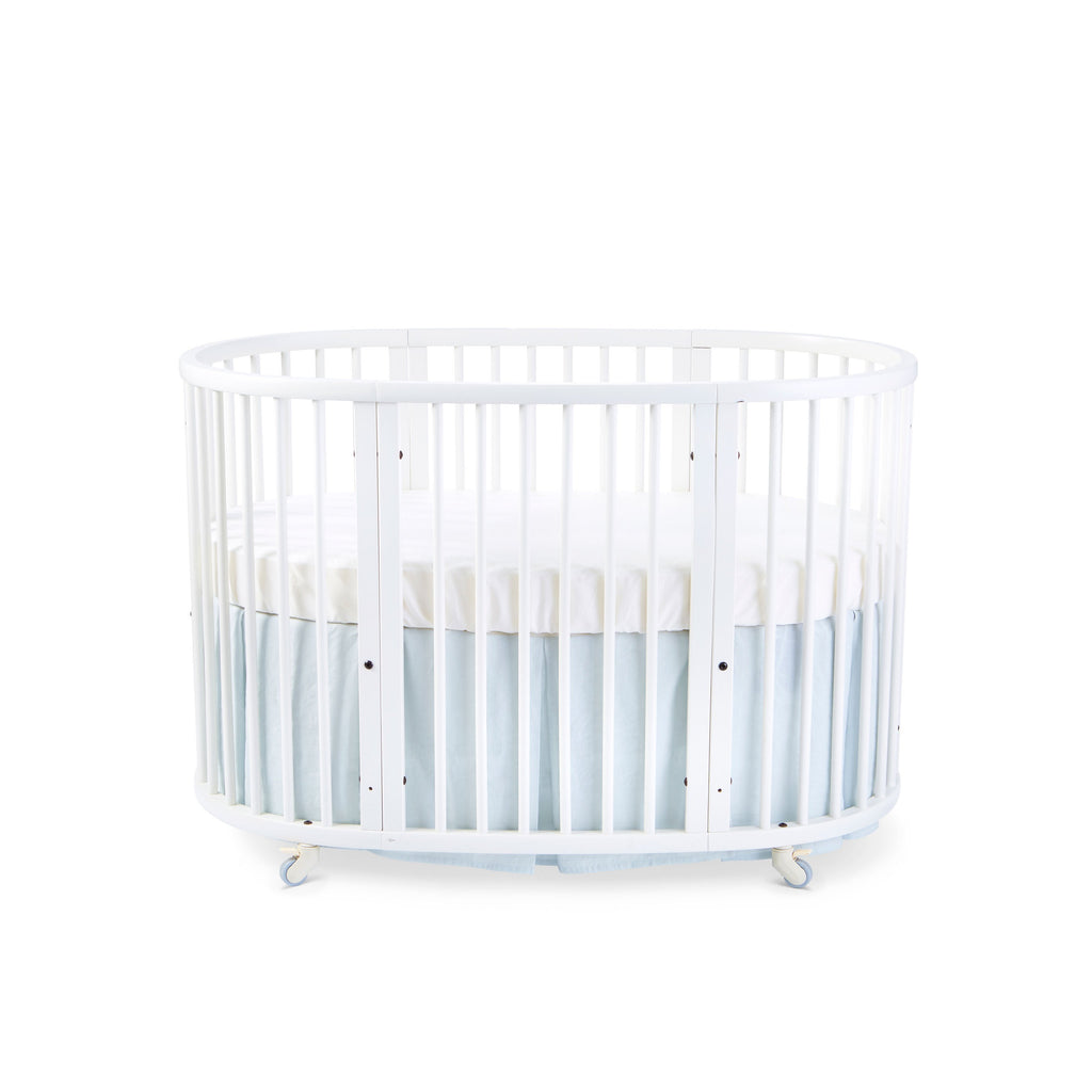 Mist Bed Skirt <br><sup>Pehr exclusively for Stokke®</sup>