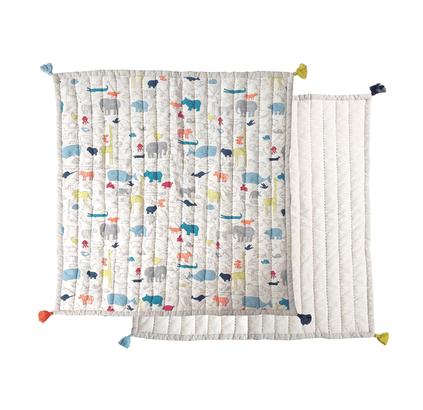 Noah's Ark Play Blanket