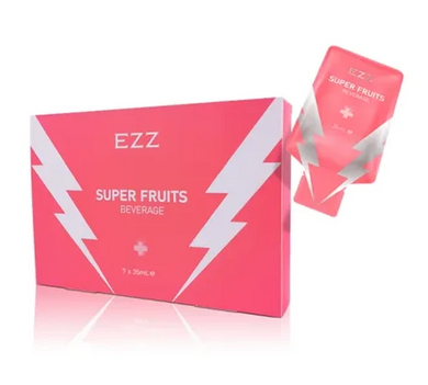 EZZ Super Fruit Beverage 7x30ml