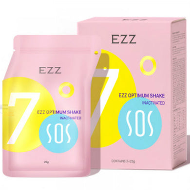 EZZ Optimum Shake Inactivated 7x25G