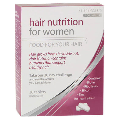 Hair Nutrition Women's 30 Capsules