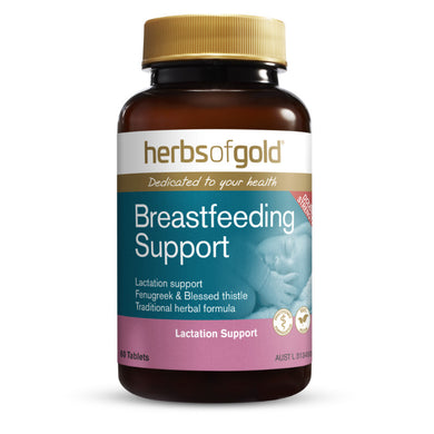 Herbs of Gold Breastfeeding Support 60 Tablets
