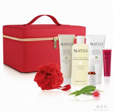 Natio Face Gift Set 5 Piece