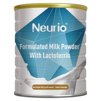 Neurio Formulated Milk Powder with Lactoferrin Blue Diamond Edition 1G*60