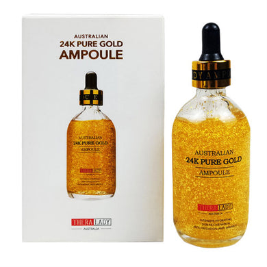 Thera Lady 24K Pure Gold Ampoule 100ml
