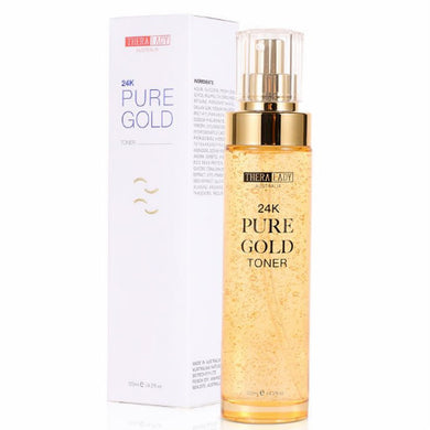 Thera Lady 24K Pure Gold Toner 120ml