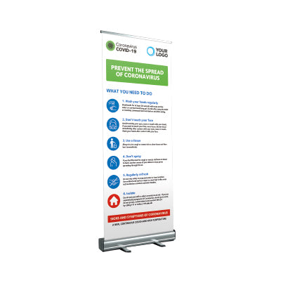 Roller Banner - What You Need To Do