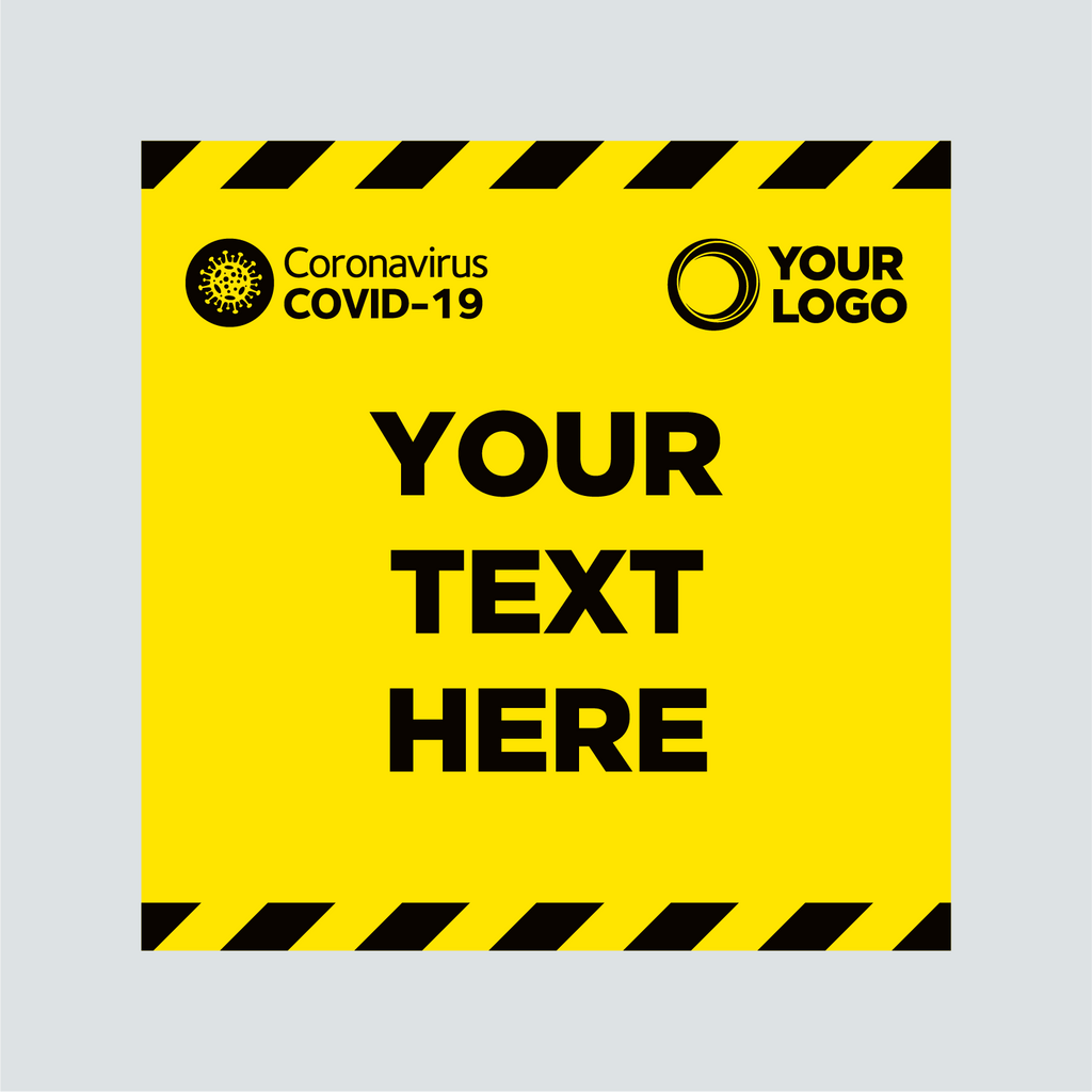 General Signage - Your Text Here