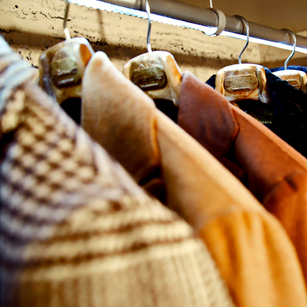 Dry Cleaning Services for Outerwear