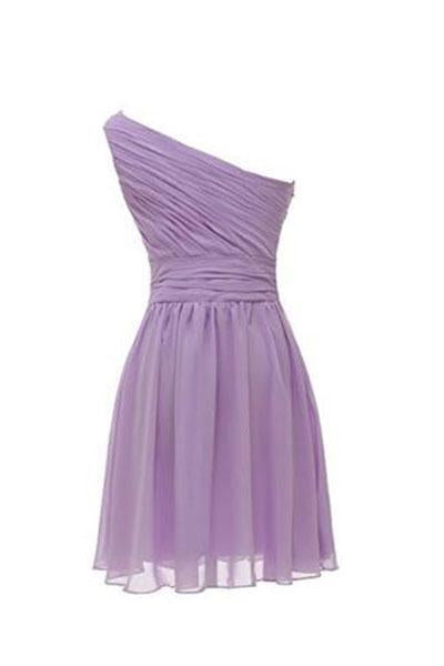 Strapless Bridesmaid Formal Homecoming Prom Dress