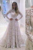 Long Sleeve Lace Fashion Bridal Dress Sexy Custom Made Evening Dress Prom Dresses