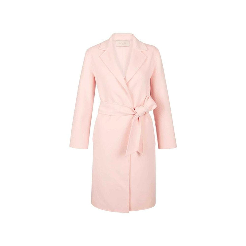 Hobbs Iris Double Face Notch Lapels Wool Blend Coat RRP$625 XS Zoom Boutique Store coat Hobbs Iris Double Face Notch Lapels Wool Blend Coat | Zoom Boutique