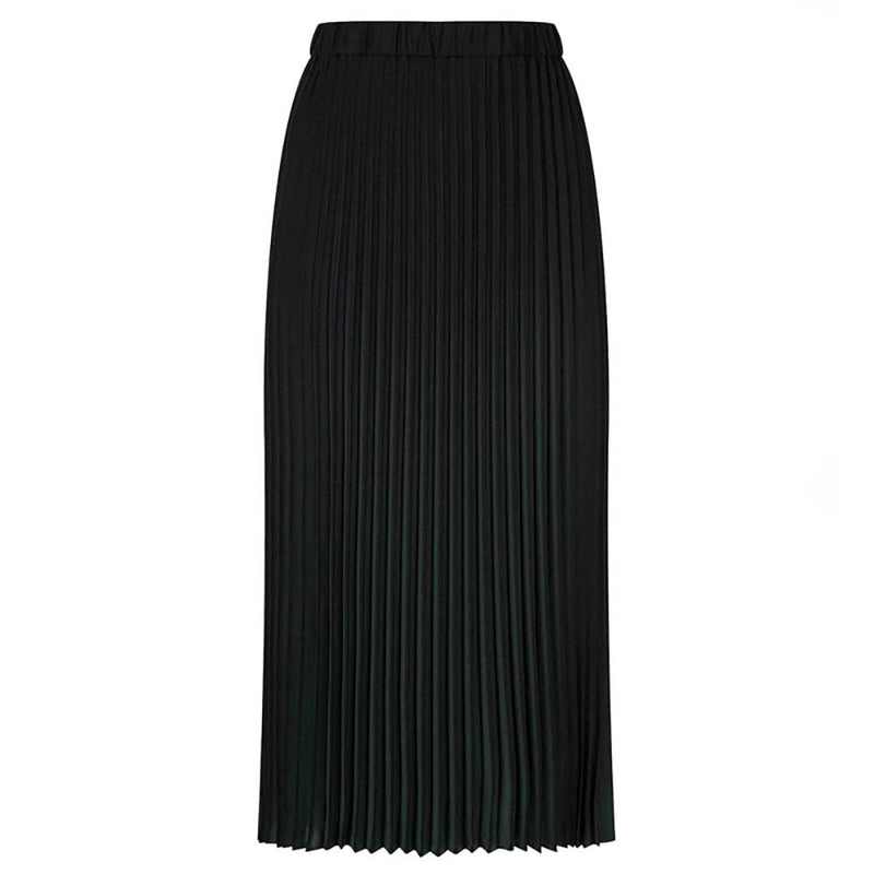 Hobbs Tasha Pleated Ombre High Waist Midi Skirt M Zoom Boutique Store skirt Hobbs Tasha Pleated Ombre High Waist Midi Skirt | Zoom Boutique