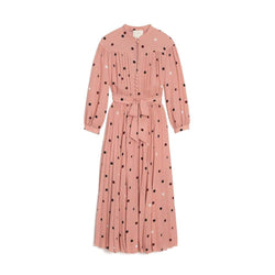 Kate Spade Bakery Polka Dot Fluid Midi Dress RRP$428 - Zoom Boutique Store