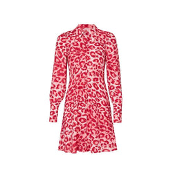Kate Spade New York Panthera Fit & Flare Shirt Dress RRP$378 - Zoom Boutique Store