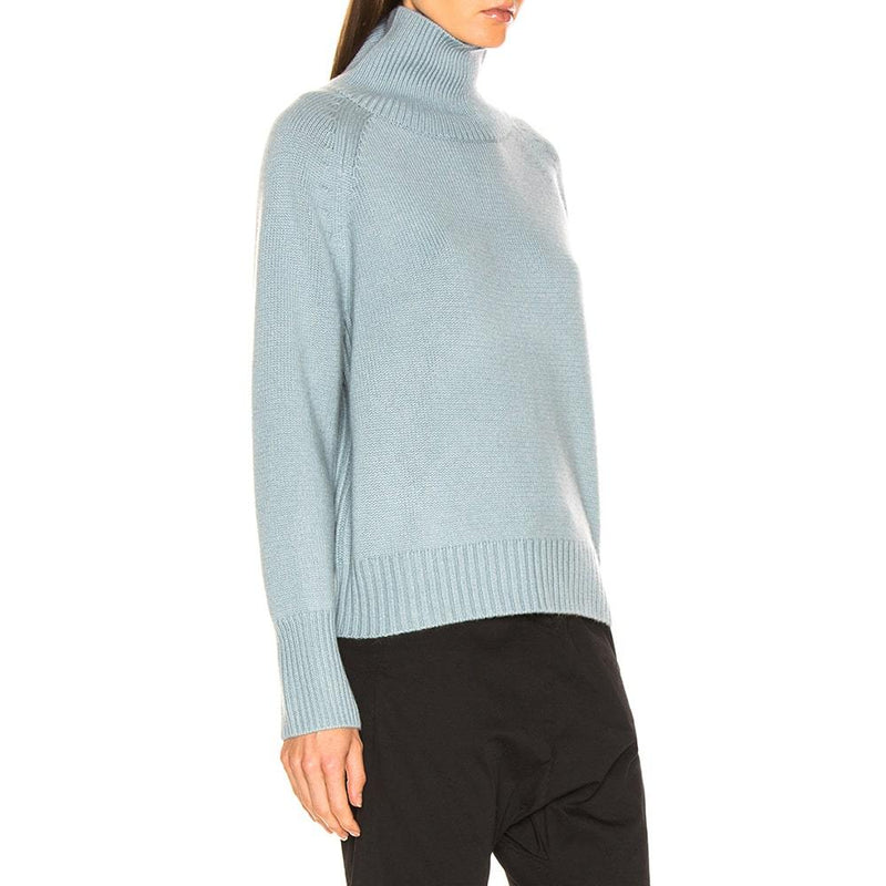 Mariah Funnel Neck Cashmere Sweater Knit Jumper Zoom Boutique Store sweater Nili Lotan Mariah Funnel Neck Cashmere Sweater Jumper | Zoom Boutique