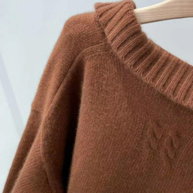 Nili Lotan Julie Oversized Cashmere Sweater Jumper RRP$795 Zoom Boutique Store sweater Nili Lotan Julie Oversized Cashmere Sweater Jumper | Zoom Boutique