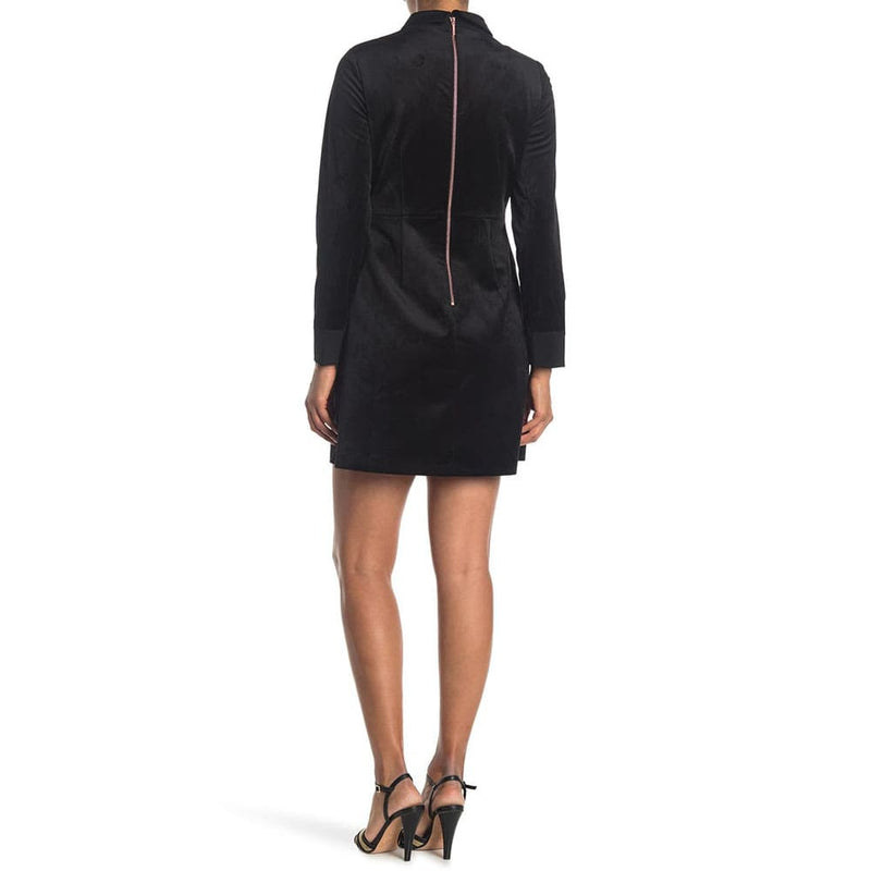 Ted Baker Alava Embellished Velvet Mini Dress Zoom Boutique Store dress Ted Baker Alava Embellished Velvet Mini Dress | Zoom Boutique