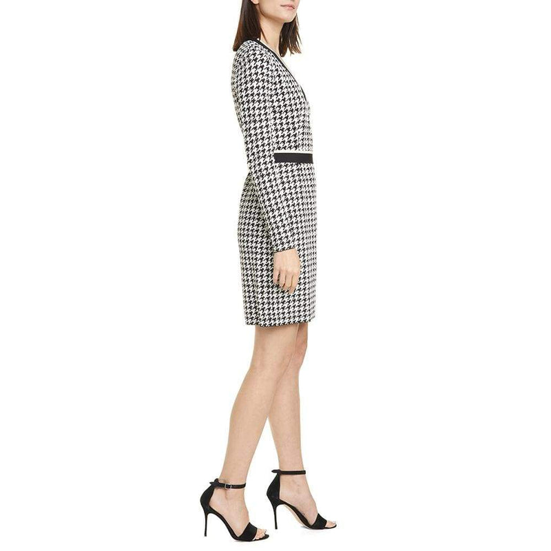 Ted Baker Geymma Wilderness V Neck Wrap Dress $295 - Zoom Boutique Store
