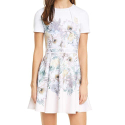 Ted Baker Haylinn Woodland Fit & Flare Skater Dress $245 - Zoom Boutique Store