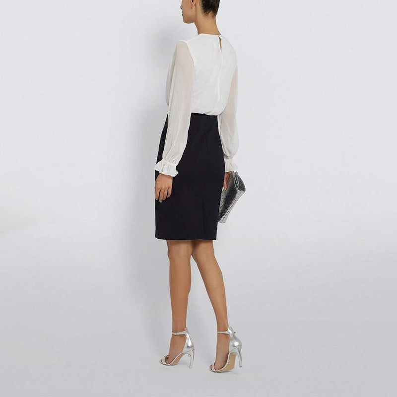 Ted Baker Lizzata 2 in 1 Blouse and Skirt Dress RRP$315 - Zoom Boutique Store
