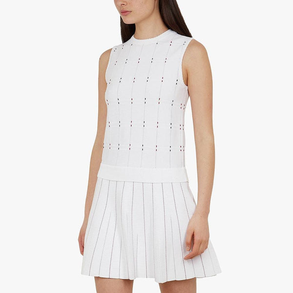 Ted Baker Lornia Stitch Detail Fit & Flare Mini Dress RRP$295 Zoom Boutique Store dress Ted Baker Lornia Stitch Detail Fit & Flare Mini Dress | Zoom Boutique